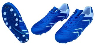 Бутсы футбольные Crouse 15-2 (blue)
