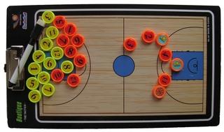 Тактическая доска тренера (баскетбол)