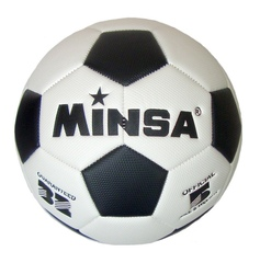 Мяч футбольный Minsa 9045