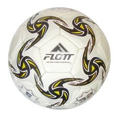 Мяч футбольный FLOTT FSO-0100 (yellow)
