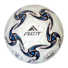 Мяч футбольный FLOTT FSO-0100 (blue)