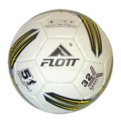Мяч футбольный FLOTT FSO-0122 (yellow)