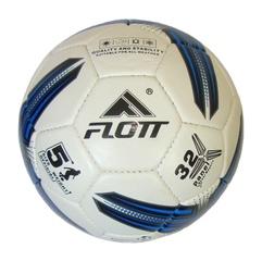 Мяч футбольный FLOTT FSO-0122 (blue)