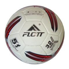 Мяч футбольный FLOTT FSO-0122 (red)
