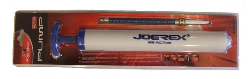 Насос для мячей Joerex AC 177