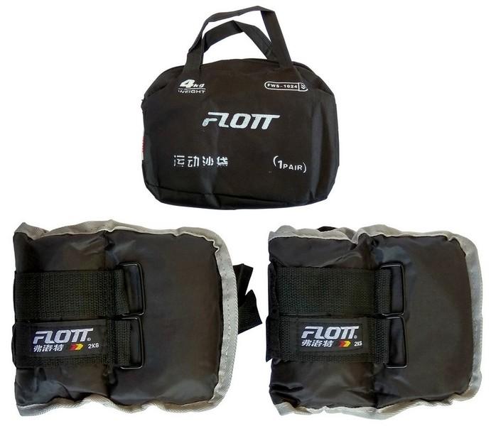 Утяжелители FLOTT FWS-1024