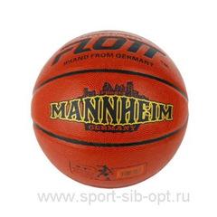 Мяч баскетбольный FLOTT FBA-0006
