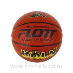 Мяч баскетбольный FLOTT FBA-0007