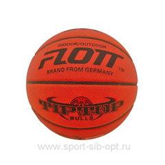 Мяч баскетбольный FLOTT FBA-0042