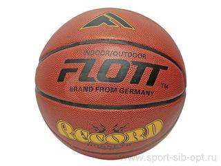 Мяч баскетбольный FLOTT FBA-0043