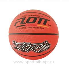Мяч баскетбольный FLOTT FBA-0073