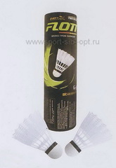 Воланы для бадминтона FLOTT FBD-0632