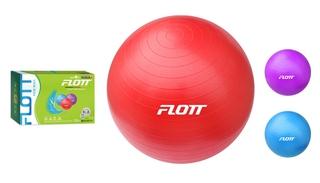 Мяч Гимнастический FLOTT FGB-1380