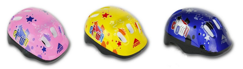 Шлем для скейтеров FLOTT FHM-1656