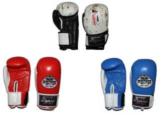 Перчатки для бокса Fighter Eurostar