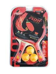 Ракетка для настольного тенниса FLOTT FTT-0876
