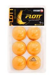Шарики для настольного тенниса FLOTT FTT-0881