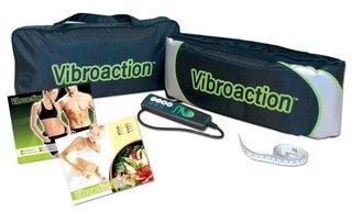 Пояс вибромассажный Vibroaction арт.М-1181