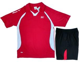 Форма волейбольная арт.М55 (красная)