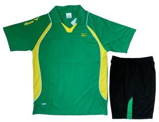 Форма волейбольная арт.М55 (зелёная)