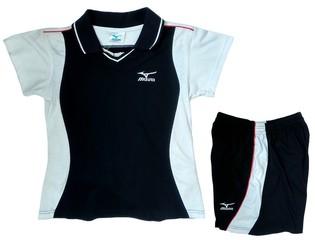 Форма волейбольная женская (темно-синяя)