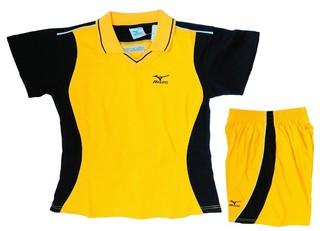 Форма волейбольная женская (жёлтая)