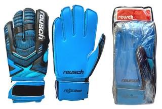 Перчатки вратаря Reusch (синие)