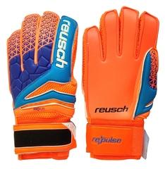 Перчатки вратаря Reusch 2 (оранжевые)