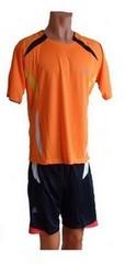 Форма футбольная Star (оранжевая)