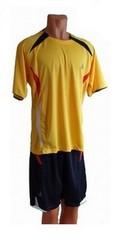 Форма футбольная Star (жёлтая)
