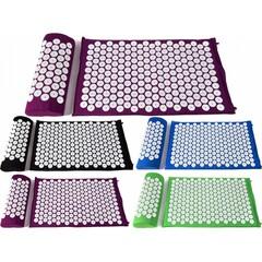 Комплект аппликаторов: валик и массажный коврик